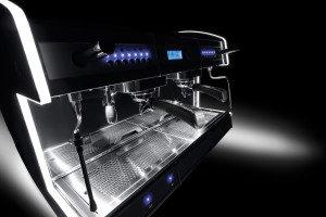 wega concept coffee machine