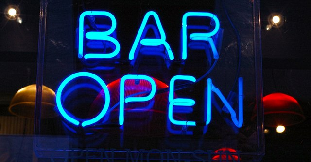 suggestions to open a bar