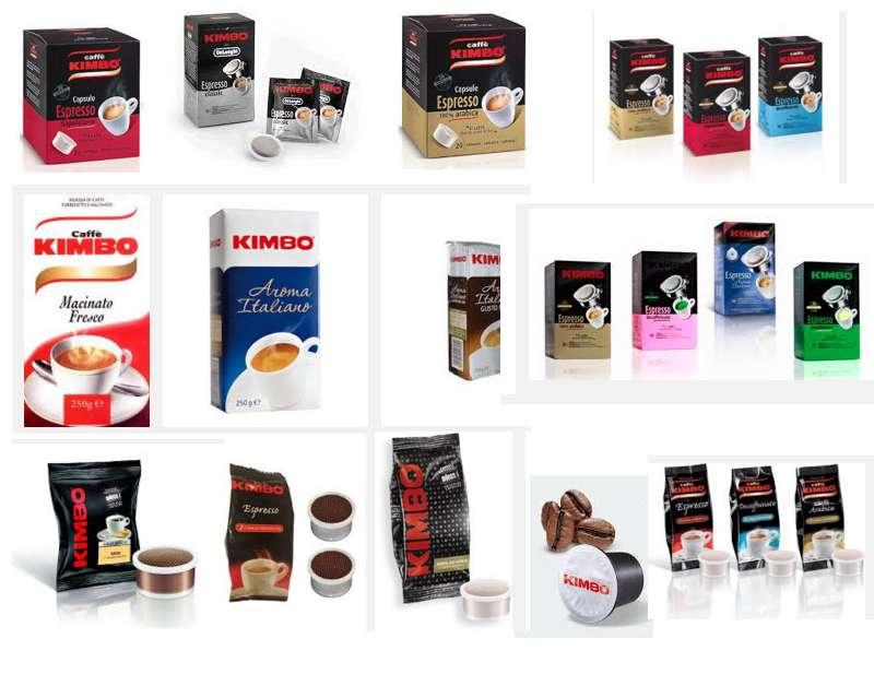 Kimbo Italian Coffee