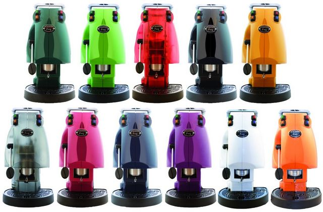 Coffee Machine Didiesse Frog: available in different colors