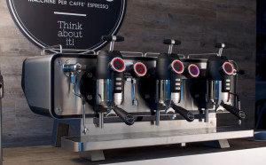 Coffee machine Sanremo Opera
